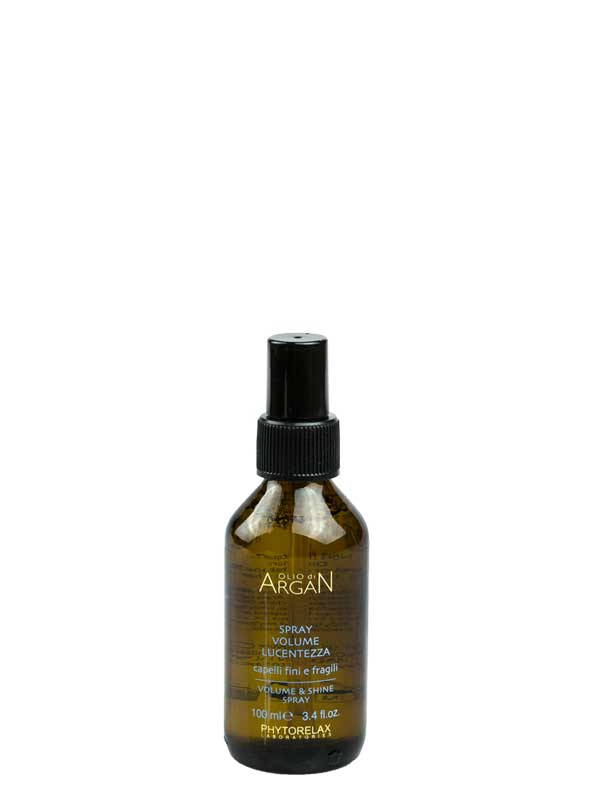 Spray Volume e Lucentezza Olio di Argan Professional - 100ml