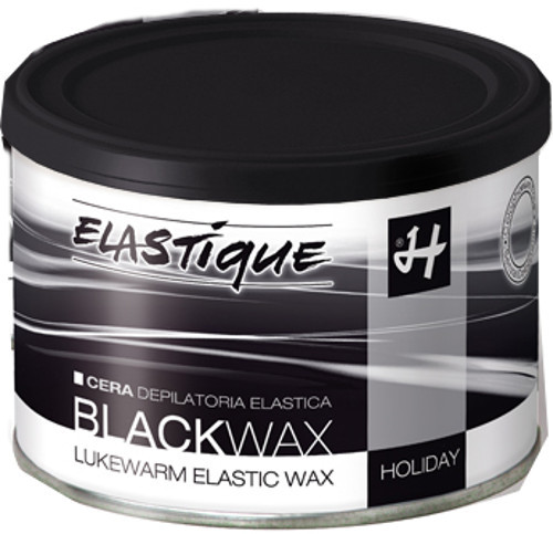 Ceretta nera Black Wax Brasiliana Resina Elastica 400ml