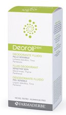Deodorante Roll-On - Deoroll - Lichene e Timo - 50 ml