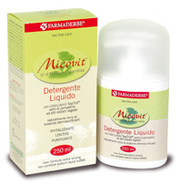 Detergente Liquido al Tea Tree - Micovit - 250 ml