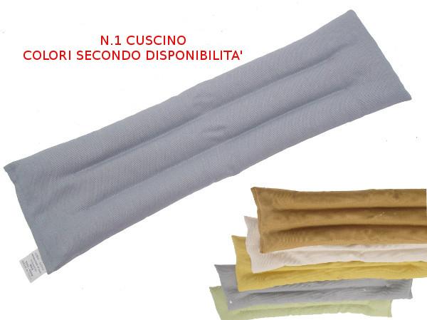 Cuscino Terapeutico Con Semi Di Lino.Cuscini Riposo Salute Vivessenza Vendita Prodotti Cosmetici