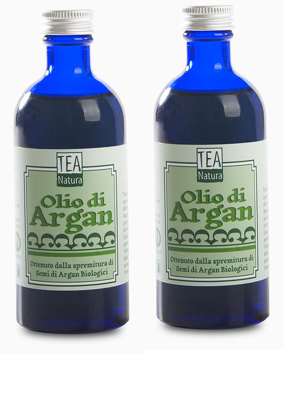 Olio di Argan Biologico Tea Natura - Offerta n.2x100ml =200ml