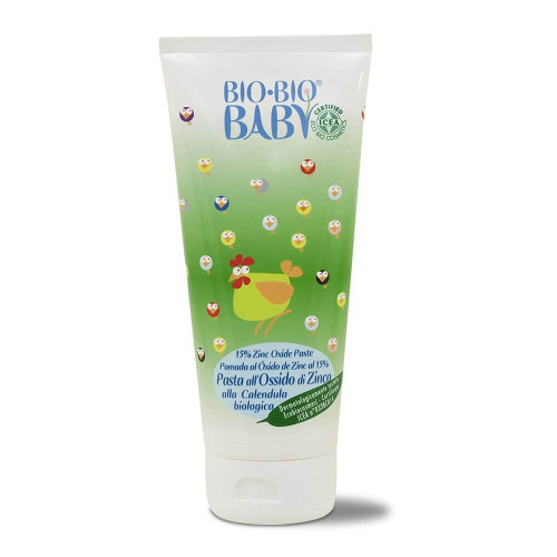 Pasta all'Ossido di Zinco Bio Bio Baby 150ml