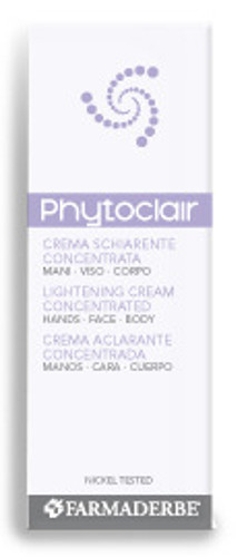 PhytoClair Siero crema Schiarente Anti macchie pelle - 30 ml