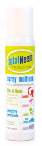 Spray Multiuso Total Neem con olio di Neem - 100ml