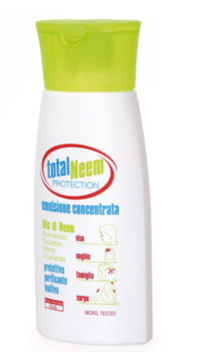 Emulsione Concentrata Total Neem - Crema all'olio di Neem- 125ml
