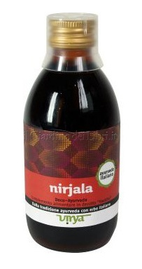 Decotto Nirijala - Apparato respiratorio - 250 ml Virya Ayurveda