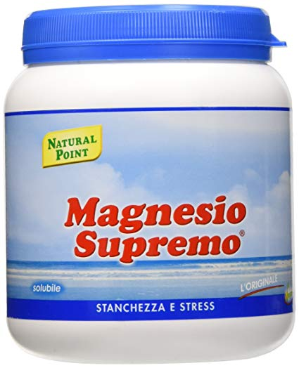 Magnesio supremo per stress psicofico - Natural Point