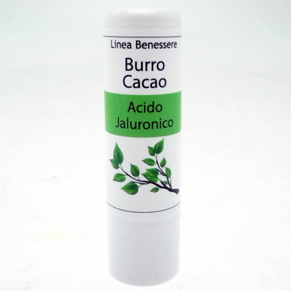 Burrocacao Stick all'Acido Jaluronico - Idratante labbra - 4,5ml
