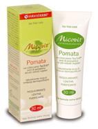 Pomata Viso con olio di Tea Tree - Micovit - 30 ml