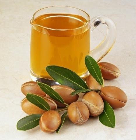 olio e bacche argan